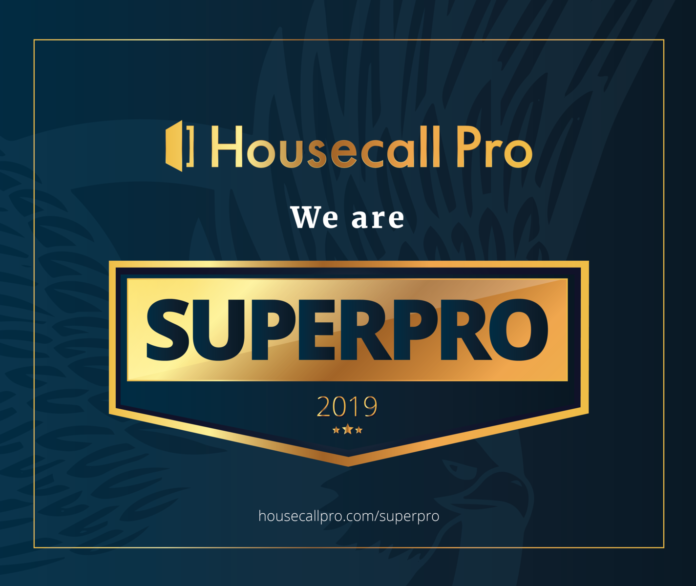Andreas Fault Property Services Housecall Pro Badge
